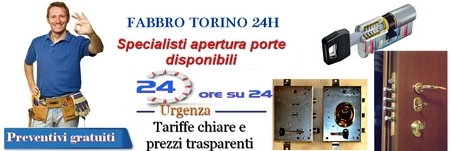 Fabbro Torino pronto intervento, apertura porte – Tel 3382534360